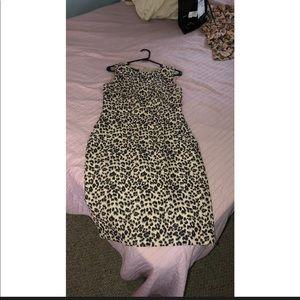 Nine West Dresses - Nine West Cheetah Print Dress